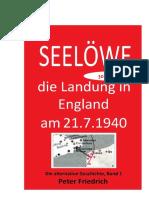 Leseprobe SEELÖWE Die Landung in England 1940
