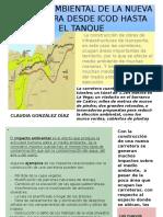 Impacto Ambiental de La Nueva Carretera Desde Icod