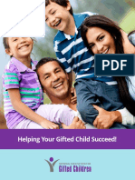 nagc helping your gifted child succeed-english