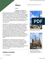 Stephansdom (Wien) – Wikipedia