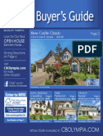Coldwell Banker Olympia Real Estate Buyers Guide April 22nd 2017