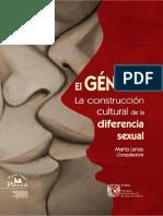 Lamas Marta - El Genero - La Construccion Cultural De La Diferencia Social.pdf