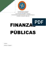 Trabajo Final Finanzas