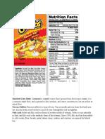nutritionanalysis