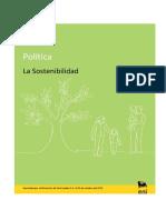 POLÍTICA 10 -  LA SOSTENIBILIDAD.pdf