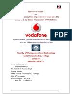 studyonconsumerbehaviourvodafoneprojectreport-120627013047-phpapp01.doc