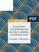 Academic Conferences as Neolibe - Donald J Nicolson