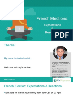 Webinar - French Election