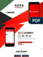 Skydropx Sales Brochure