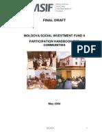 7 Msif 2 - Community Participation Handbook