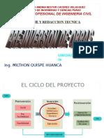 Pre-inversion  de la obra