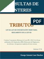 Libro de Impuestos (VERSIÓN Nº 2) - Con Anexos