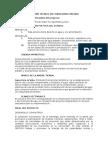 Informe Técnico en Condiciones Previas