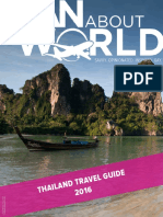 Thailand 2016 Guide