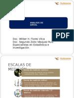 Analisis de Datos - Especialistas en Investigación y Tesis