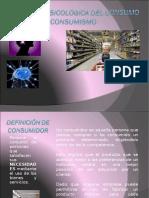 3.4 Vision Psicologica Del Consumo Consumismo