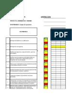 Cronograma de Operación