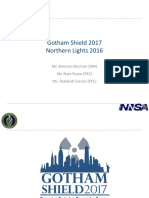 Gotham Shield 2017