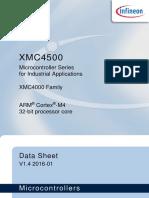 Infineon XMC4500 DS