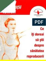 Ce Iti Doreai Sa Stii Despre Sanatatea Reproducerii - GHIDUL SANATATII FEMEII