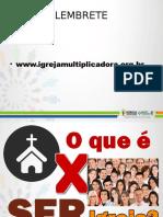 002 O Que é Ser Igreja
