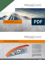 Precast Software Flyer
