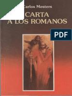 MESTERS Carlos, Carta a los Romanos, San Pablo Bogotá 1993.pdf
