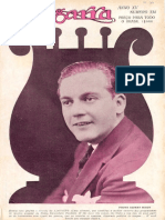 Cigarra edição de 1928