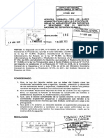 Res TR 106 Bases Tipo de Infraestructura