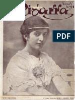 Cigarra edição de 16 05 1918