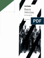 ZANATTA Loris Historia de America Latina Cap.3e4
