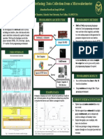 curc 2017 poster - data collection for a microcalorimeter
