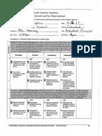 laughlin evaluation