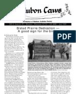 Jun-Jul-Aug 1999 CAWS Newsletter Madison Audubon Society