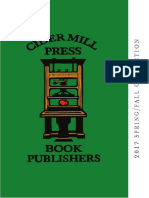 Cider Mill Press Book Publishers - 2017 Fall/Spring Catalog