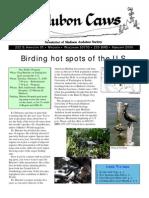 Feb 2000 CAWS Newsletter Madison Audubon Society