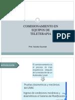 Clase 4_comisionamiento_prof Sandra Guzman 2015