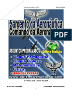 2 - Módulo - Língua Inglesa - Nível Básico e Intermediário - Sargento Da Aeronáutica Cfs