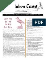 May 2000 CAWS Newsletter Madison Audubon Society