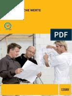 Bautechnische Werte 4 2013