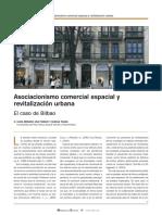 Asociacionismo Comercial Espacial y Revitalización Urbana