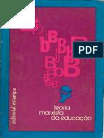 337723873-69793391-Teorias-Marxistas-da-Educacao-II-1-pdf.pdf