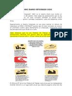 Salario Diario Integrado Art. 84 Lft
