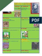 Calendar Literar