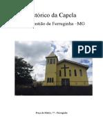 Histórico Da Capela