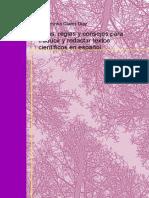 eBook en PDF Ideas Reglas y Consejos Para Traducir y Redactar Textos Cientificos en Espanol