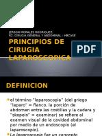 Principios de Laparoscopia Basica