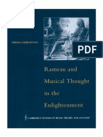 CHRISTENSEN_Rameau and Musical Thought in the Enlightenment