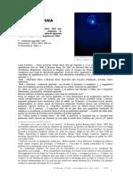 Fontana - Schwarzlicht
