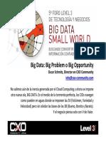 Cxo Oas Bigdata Level3 Argentina 120920165740 Phpapp02